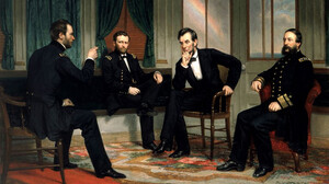 Ο Abraham Lincoln ήταν ο τελευταίος Αμερικανός επαναστάτης