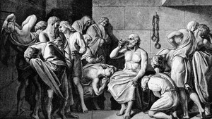 Ο Σωκράτης θα έπινε το κώνειο χίλιες φορές παρά να παρακαλέσει για την ζωή του