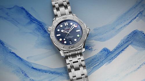 """Το Omega Seamaster Diver """"Beijing 2022"""" είναι έτοιμο για τους Ολυμπιακούς Αγώνες όποτε κι αν γίνουν"""
