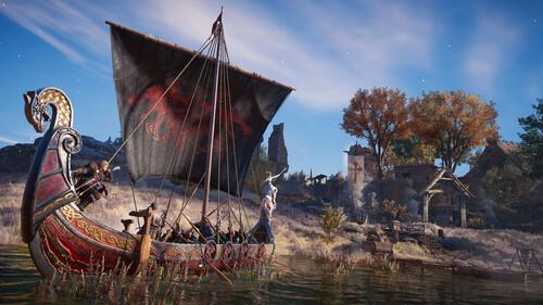 Assassin's Creed Valhalla: Το νέο μεγάλο update είναι εδώ