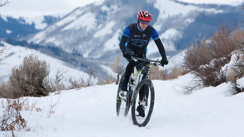 Μπορεί να κάνει κρύο αλλά το ποδήλατο πάντα θα σε σώζει