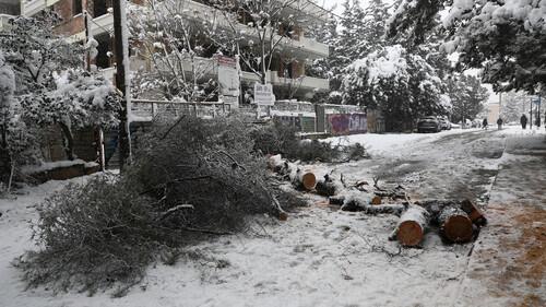Γιατί πρέπει στην Ελλάδα να παραλύουμε σε κάθε καιρικό φαινόμενο;