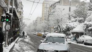 Πότε χιόνισε τελευταία φορά τόσο πολύ στην Ελλάδα;