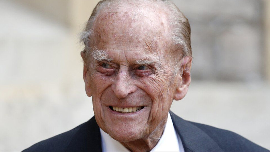 Ο πρίγκιπας Φίλιππος έχασε τη μάχη για τη ζωή στα 99 του χρόνια