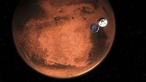 NASA: Η ιστορική στιγμή - Πάτησε στον Άρη το Perseverance Rover - Δείτε την πρώτη εικόνα που έστειλε