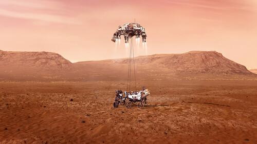 Η νέα προσεδάφιση της NASA δικαιολογεί της εμμονή μας με τον Άρη