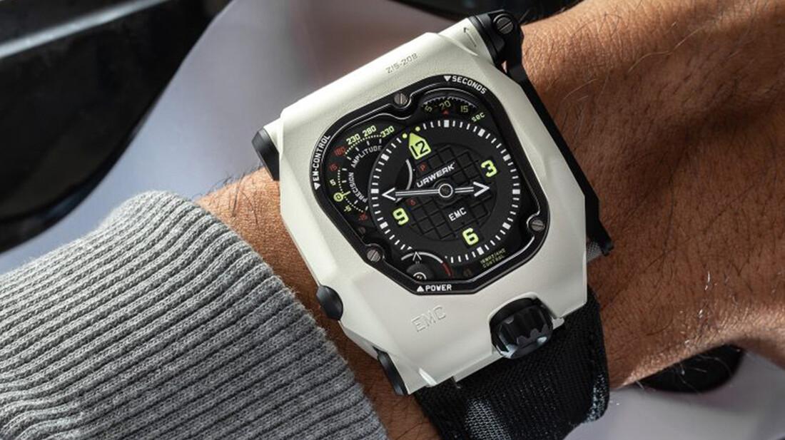 Το ρολόι του Stormtrooper αλλάζει την ώρα σε χρόνο Star Wars