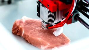 Η πρώτη 3D printed rib eye μπριζόλα φέρνει τα πάνω-κάτω στη διατροφή