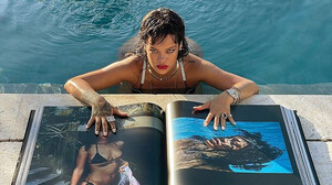 Αυτό που η Rihanna βγαίνει τόσο σέξι στο Instagram πολύ μας αρέσει τελικά