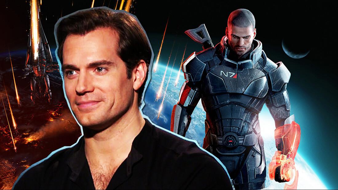O Henry Cavill πρωταγωνιστής σε τηλεοπτική σειρά Mass Effect;