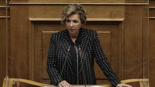 Γεροβασίλη στο Newsbomb.gr: «Η διακυβέρνηση κ. Μητσοτάκη δεν έχει μόνο Πάρνηθα, Ικαρία και Κολωνάκι»