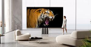 Η C Seed M1 με τις 165 ίντσες της βάζει τέλος στο κυνήγι της μεγαλύτερης τηλεόρασης