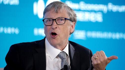 Ποιο είναι το λογισμικό που προτιμά ο Bill Gates στο τηλέφωνο του;