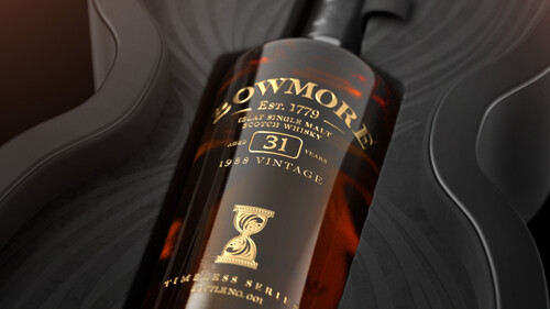 To Bowmore θέλει να μοιραστεί μαζί σου 31 χρόνια απόσταξης