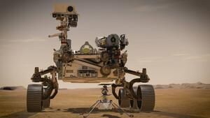 Αποστολή Nasa:  Το όχημα στον Άρη έχει κάτι κοινό με έναν υπολογιστή του 1998