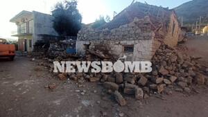 Σεισμός Ελασσόνα: Εκτεταμένοι έλεγχοι στα κτήρια - Προς κατεδάφιση το σχολείο και 150 σπίτια
