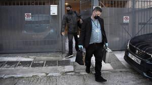 Λιγνάδης: Το πόρισμα της έρευνας από το σπίτι του - Έρχονται νέες καταθέσεις μαρτύρων
