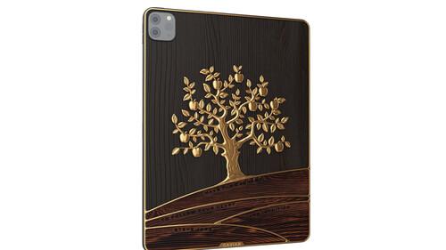 To iPad από ατόφιο χρυσό θα το δεις μόνο από φωτογραφίες