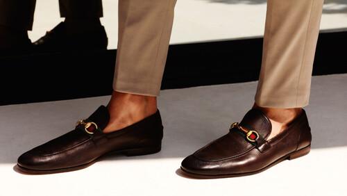 Foot Forward: Τα παπούτσια που πήγαν τον άντρα λίγο πιο μπροστά