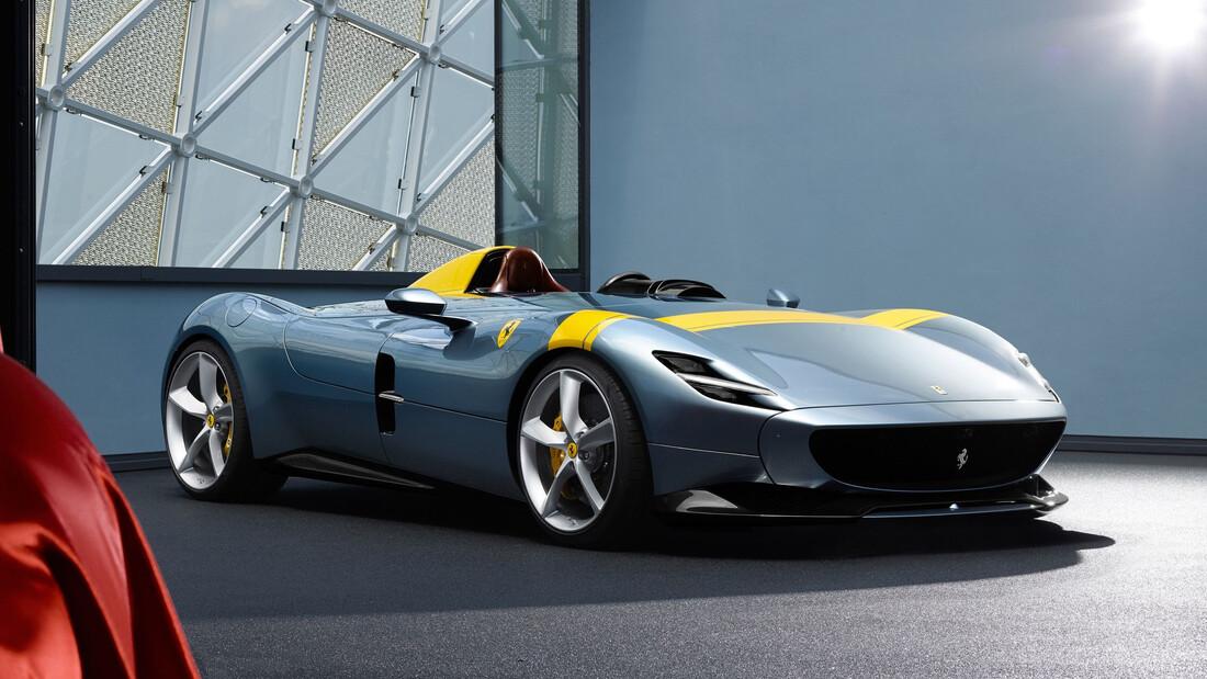 Ferrari Monza SP1: Το πιο όμορφο αυτοκίνητο του κόσμου σύμφωνα με επιστημονικές μετρήσεις.