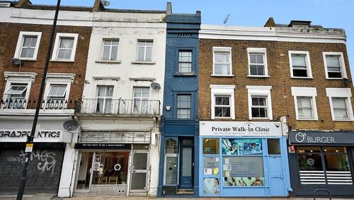 Λονδίνο: Εδώ θα βρεις το πιο στενό σπίτι του κόσμου
