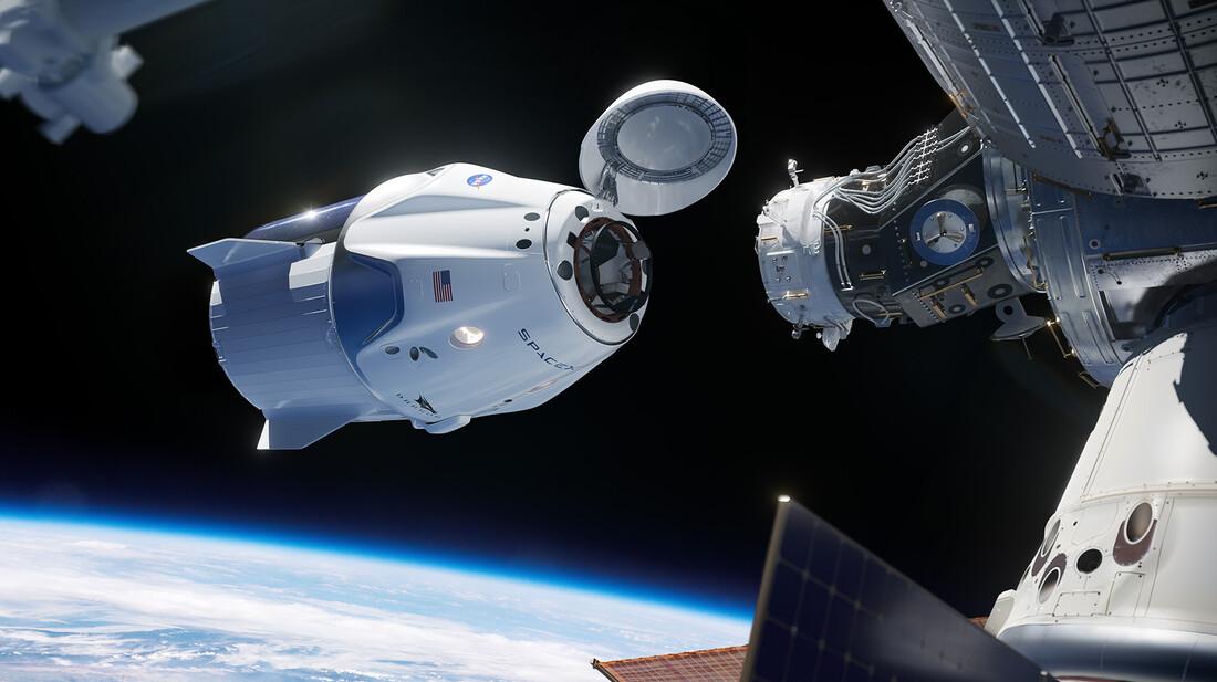 Μια τροχαία διαστήματος ετοιμάζονται να φτιάξουν NASA και SpaceX
