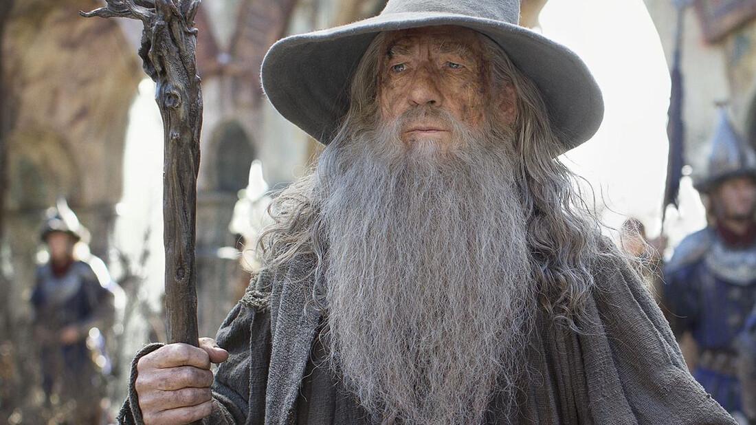 O Ian McKellen δεν έχει καταλάβει ακόμα πώς πήρε τον ρόλο του Gandalf