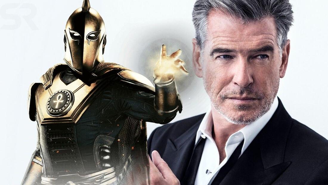 DC Universe: O Pierce Brosnan μας ξαφνιάζει και φοράει τη στολή του Doctor Fate