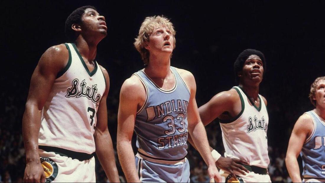 Larry Bird vs Magic Johnson: Όταν γεννήθηκε η «κόντρα»