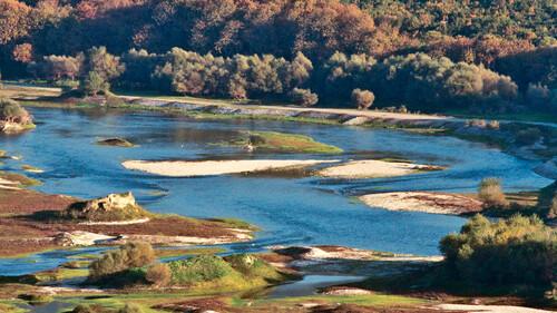 Ελλάδα: Η χώρα μας και αν έχει ποτάμια