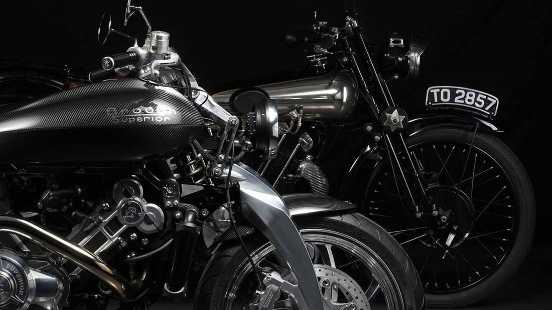 H Brough Superior τιμά τη μνήμη του Τ.Ε. Lawrence με μία πολύ ειδική μοτοσικλέτα