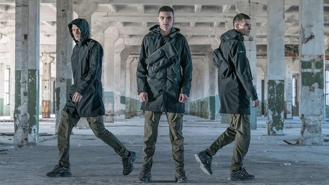 Techwear: Ο απόλυτος οδηγός για το νέο trend του future clothing