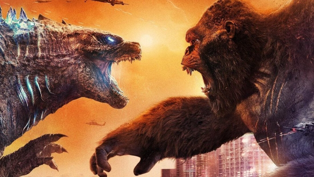 Godzilla vs Kong: Μια αυθεντική Τιτανομαχία μέσα στην πανδημία