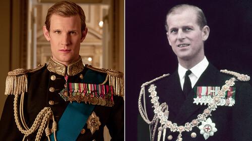 Ποιοι είναι οι ηθοποιοί που έπαιξαν τον Πρίγκιπα Φίλιππο στο The Crown;