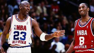 O Michael Jordan θα βραβεύσει τον εκλιπόντα Kobe Bryant στο Basketball Hall Of Fame