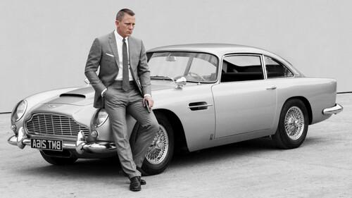 James Bond: Tα καλύτερα αυτοκίνητα που πέρασαν από τα χέρια του 007