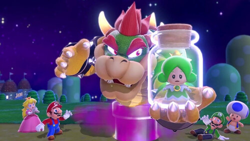 Super Mario 3D World & Bowser's Fury: «Βουτιά» στη νοσταλγία και την απόλυτη περιπέτεια