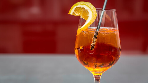 Grand Prix Martini: Ενα cocktail γεμάτο από ιταλικό πάθος για ταχύτητα