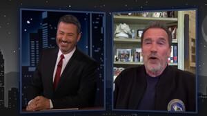 Όσκαρ 2021: Ο Arnold Schwarzenegger έκλεισε την τηλεόραση