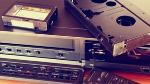 Εσύ θα επέστρεφες σήμερα μια κασέτα VHS στο βιντεοκλάμπ;