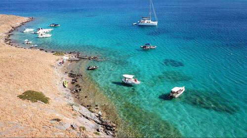Θα ναυαγούσες στο μεγαλύτερο ακατοίκητο νησί της Ελλάδας;