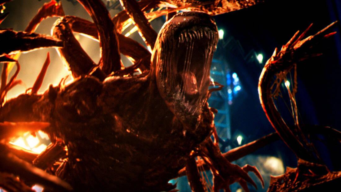 Venom 2: O Carnage του Woody Harrelson ετοιμάζεται για χαμό