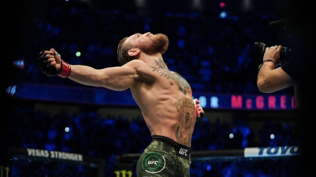 Conor McGregor: Ο «Mίδας» του αθλητικού 2021