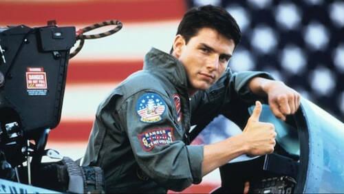 To Top Gun ξαναβγαίνει στους κινηματογράφους κι εμείς μπαίνουμε πάλι στο Danger Zone