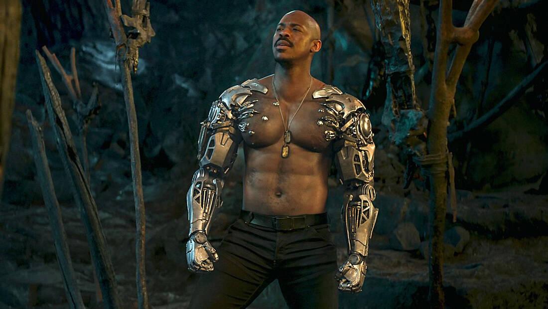 Mortal Combat: Πώς θα γίνεις «τετράγωνος» όπως ο Mehcad Brooks