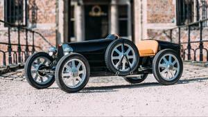 Δεν ξέρουμε τη χρησιμότητα της Baby Bugatti II, αλλά τη θέλουμε