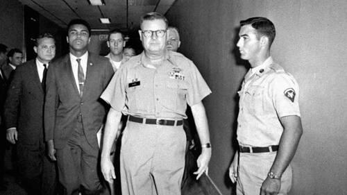 Όταν ο Muhammad Ali υπηρέτησε την πατρίδα αρνούμενος να πολεμήσει γι'αυτήν