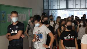 Σχολεία: Παιδιά και έφηβοι στα πρόθυρα κατάρρευσης