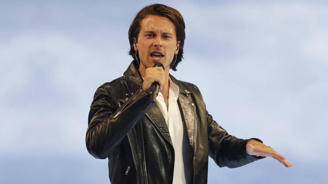 O Victor Crone «ξέφυγε» από τα δεσμά της Eurovision