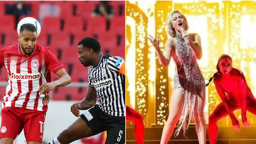 Τελικός Κυπέλλου ή Τελικός Eurovision: Τι θα δεις απόψε;